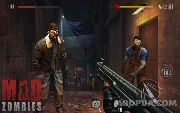 Download MAD ZOMBIES : Offline Zombie Games HACK/MOD free shopping