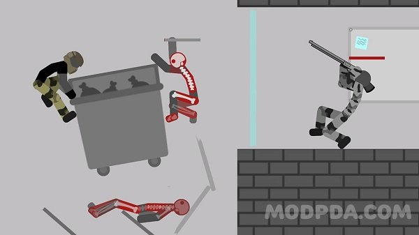 Download Stickman Backflip Killer 5 HACK/MOD Money for Android