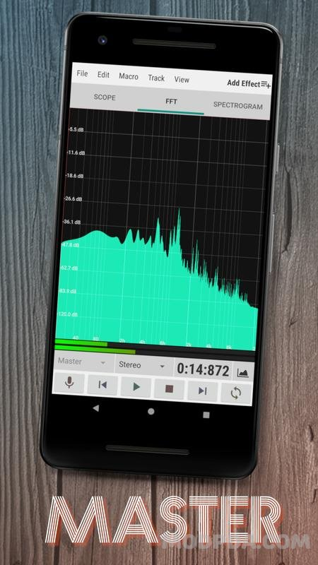 Download WaveEditor for Android™ Audio Recorder & Editor for Android