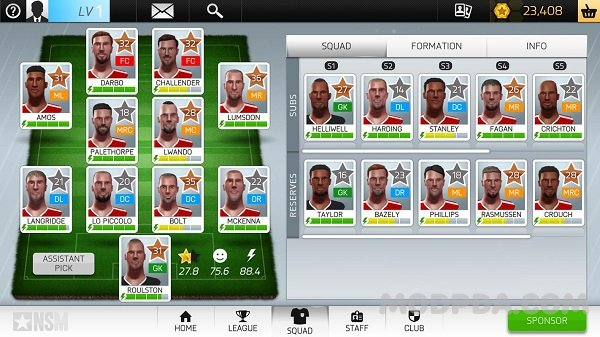 Download New Star Manager HACK/MOD Unlimited Money, Upgrade