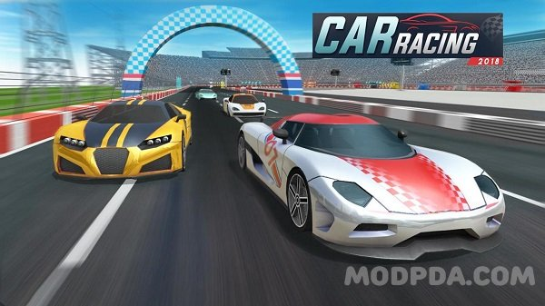 Download Car Racing 2018 Hack Mod Unlimited Currency For Android