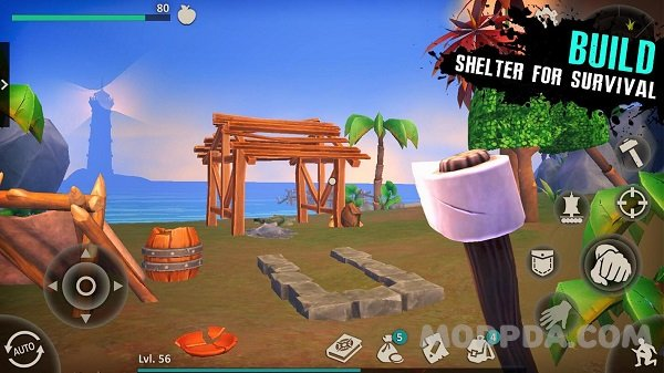 Download Survival Island: EVO 2 HACK/MOD Mod Money/the armor