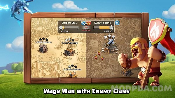Download Clash of Clans HACK/MOD Money for Android