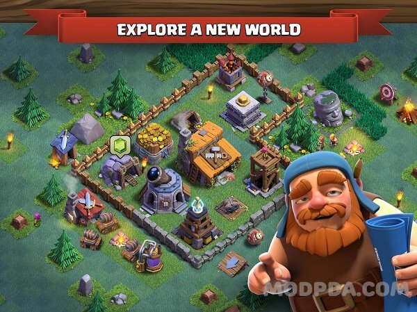 hack mod apk for clash of clans