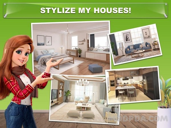 Download My Home Design Dreams Hack Mod Money For Android