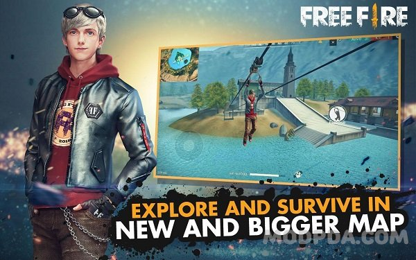 Download Garena Free Fire HACK/MOD for Android