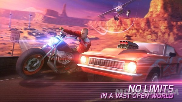 cach hack gangstar vegas android