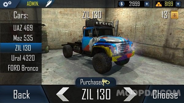 Download Offroad Simulator Online Hack Mod Money For Android