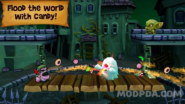 Download Muffin Knight HACK/MOD for Android