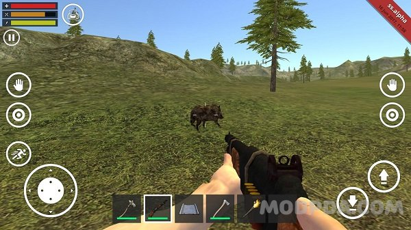 Download Survival Simulator HACK/MOD Unlimited Money for Android