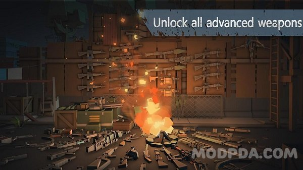 Download Gunslinger: Zombie Survival HACK/MOD for Android