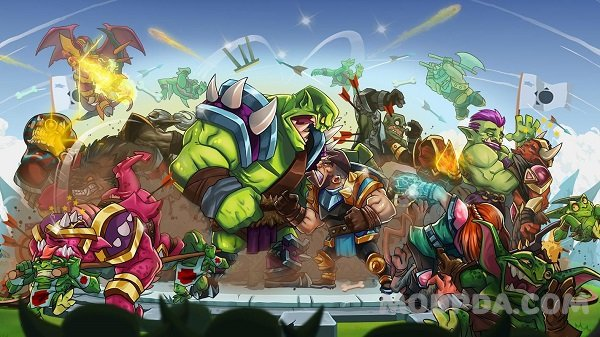 download tiny gladiators 2 for android