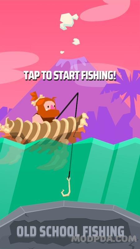 download go fish jurassic pond mod apk