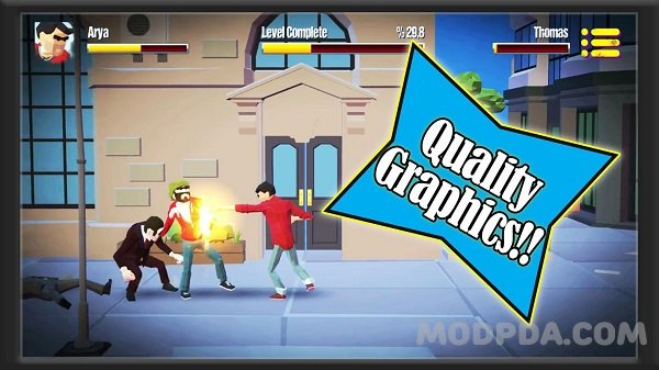 Download City Fighter vs Street Gang HACK/MOD for Android