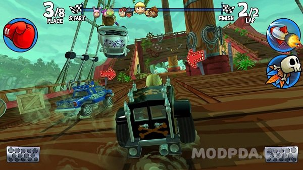 Download Beach Buggy Racing 2 for Android