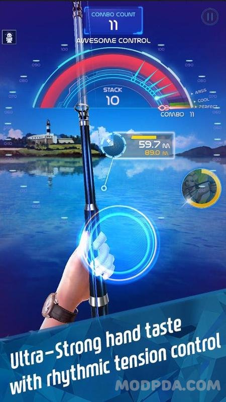 Download First Fishing HACK/MOD for Android
