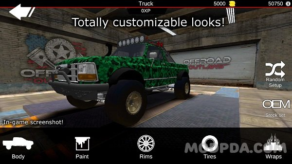 offroad outlaws mod apk 2019