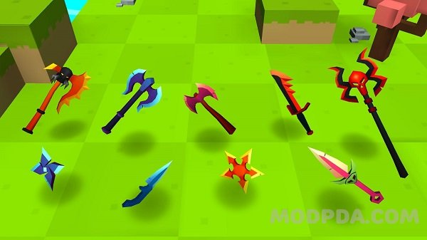 Download Axes io : Survival io games online HACK/MOD for Android