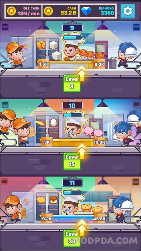 Download Idle Restaurant Tycoon : Idle Cooking & Restaurant