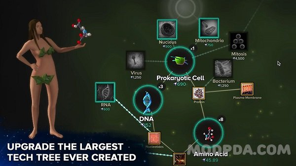 Download Cell to Singularity - Evolution Never Ends HACK/MOD