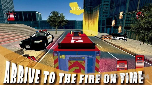 Download Fire Truck - Firefighter Simulator for Android