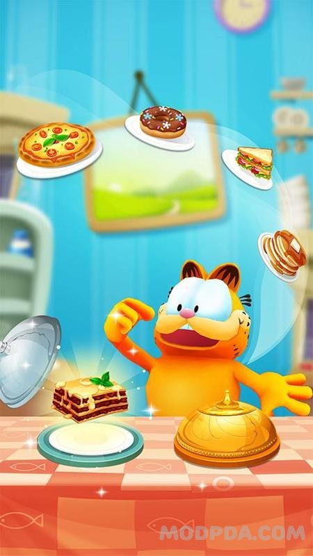 Download Garfield Rush For Android