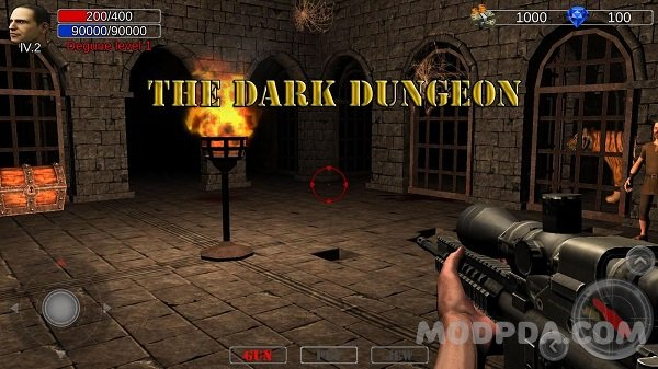 Download Dungeon Shooter V1 1 HACK/MOD for Android