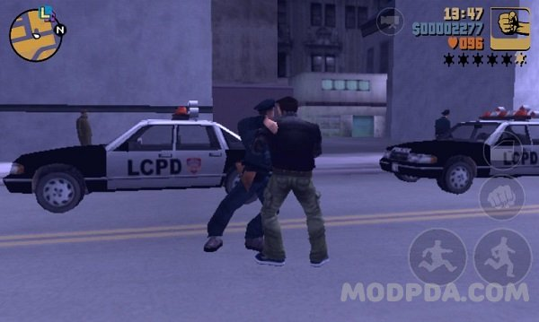 Download Grand Theft Auto III HACK/MOD for Android
