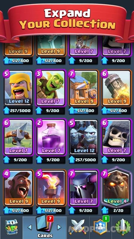 clash royale apk mod unlimited money