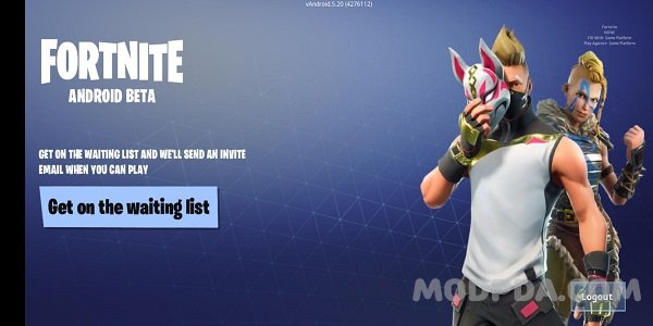 Fortnite Update 5.3 Waiting Download Fortnite Battle Royale Hack Mod For Android