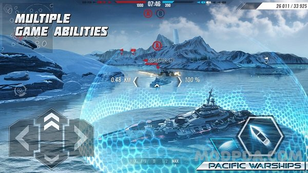 Download Pacific Warships: Online 3D War Shooter for Android
