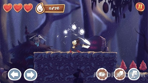 Download Spirit Roots HACK/MOD God Mode for Android