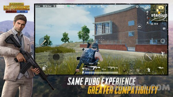 Download PUBG MOBILE LITE HACK/MOD for Android