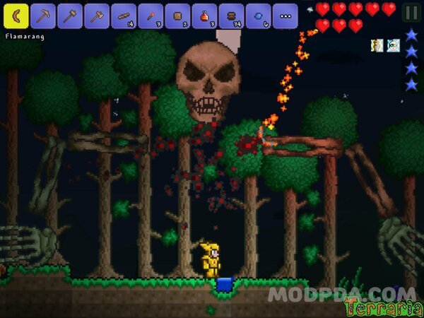 Download Terraria HACK/MOD for Android