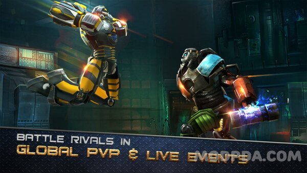 real steel world robot boxing mod apk 16.16