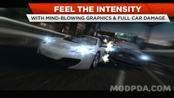 Download Need for Speed: Most Wanted HACK/MOD for Android