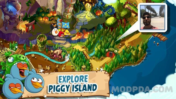 angry birds epic mod apk download