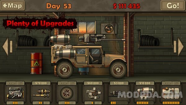 earn to die 2 cheats download