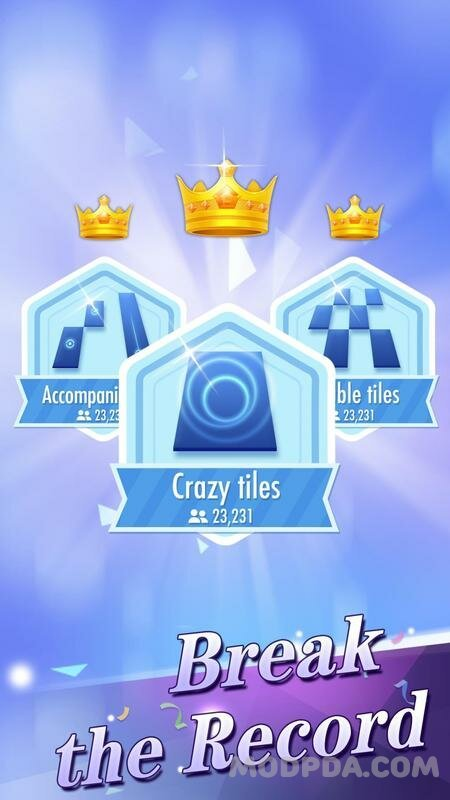 Download Piano Tiles 2 HACK/MOD Energy for Android
