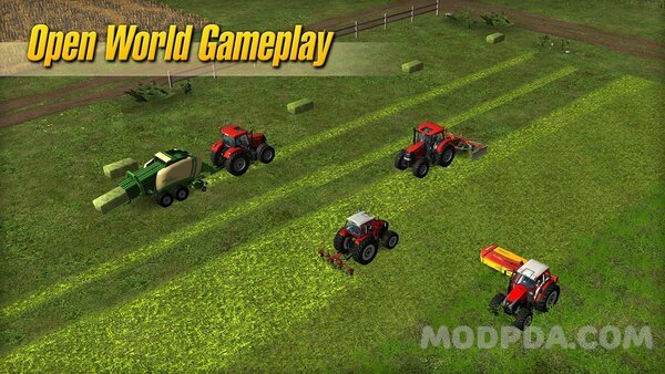 Download Farming Simulator 14 HACK/MOD Money for Android