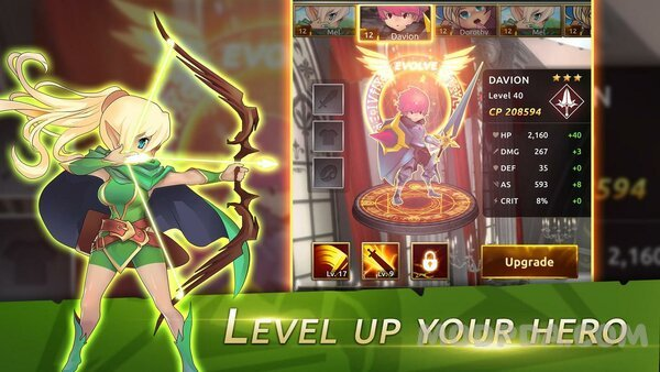idle heroes mod apk android 1