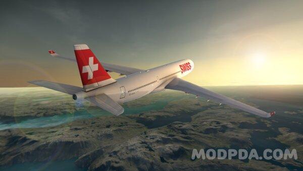 Download RFS - Real Flight Simulator HACK/MOD unlocked for Android