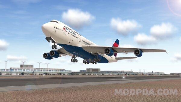 Download RFS - Real Flight Simulator HACK/MOD unlocked for