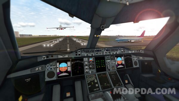 Download RFS - Real Flight Simulator HACK/MOD unlocked for Android
