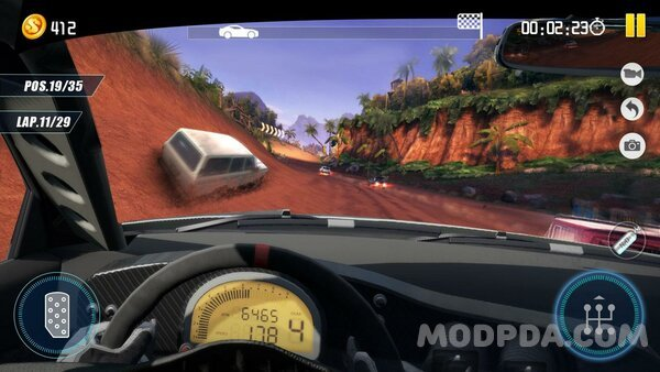 Download Dirt Car Racing An Offroad Car Chasing Game Hack Mod Money