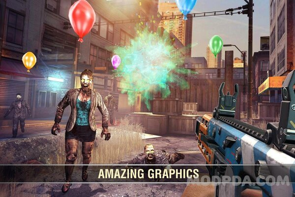Download Dead Trigger 2 Hack Mod For Android