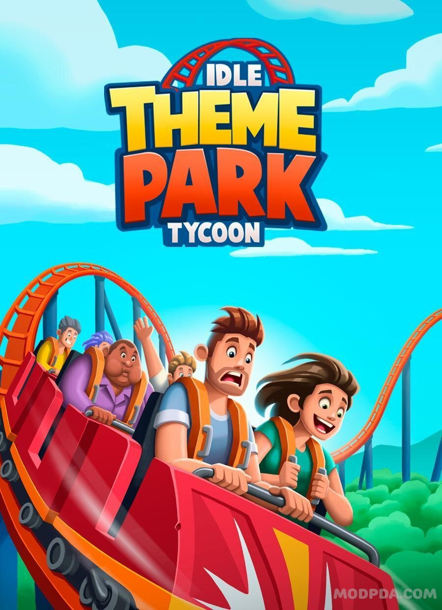 Download Idle Theme Park Tycoon - Recreation Game HACK/MOD
