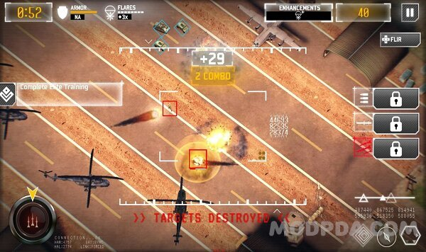 Download Drone : Shadow Strike 3 HACK/MOD for Android