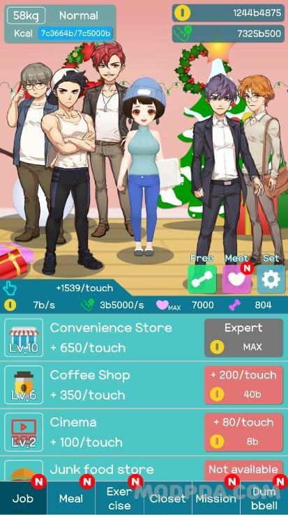 Download Lose Weight Story - Premium HACK/MOD for Android