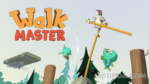 Download Walk Master HACK/MOD for Android